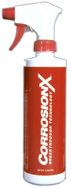 CorrosionX Lubricant and Penetrant, 16 oz - 3 Pack