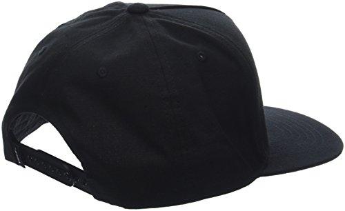 Béisbol Barbed Black de Apparel Negro Vans Patch Blk Full para Snapback Hombre Gorra qtWP0Aa