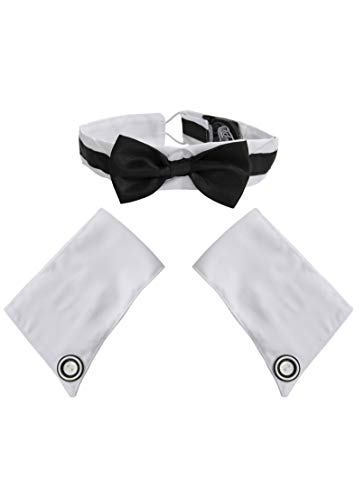 elope Male Dancer Collar and Cuff Costume Set