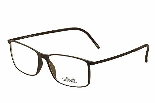Silhouette Eyeglasses Urban Lite 2902 6050 Full Rim Optical Frame 55x17x150mm