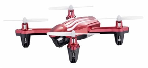 Spyder X Palm Sized High Performance Drone – Red