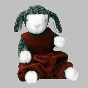 TY Attic Treasure - LILLY the Lamb by Ty Lilly Lamb