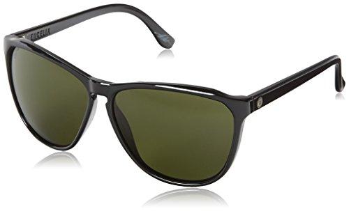 Electric Visual Encelia Gloss Black/OHM Grey Sunglasses (Electric Sunglasses Tonette)