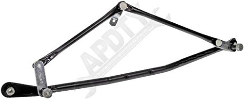 APDTY 713229 Windshield Wiper Transmission Linkage Assembly For 2005-2011 Dodge Ram 1500 2500 3500 Pickup (Replaces Mopar 55077098AL, 55077098AD, 55077098AE, 55077098AF, 55077098AA, 55077098AB, 55077098AC, 55077098) by APDTY