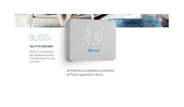 FINDER TERMOSTATO Ambiente Bliss: Amazon.es: Electrónica