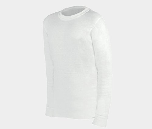 Thermals Mid-Weight Youth Long Sleeve Crew (Duofold Jersey Cotton)
