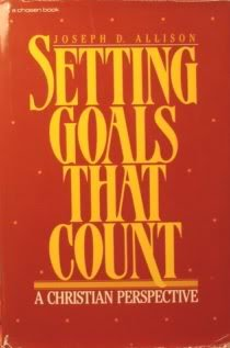 setting goals that count buyer's guide