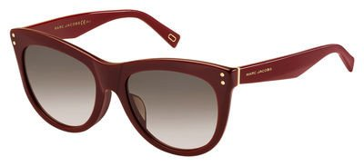 - Marc Jacobs Marc 118/F/S OPE Burgundy Sunglasses