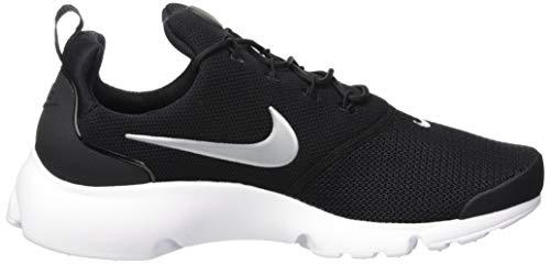 black Silver white Nike Presto Running 011 Noir Chaussures metallic Fly Wmns Femme Compétition De qzqwPfA