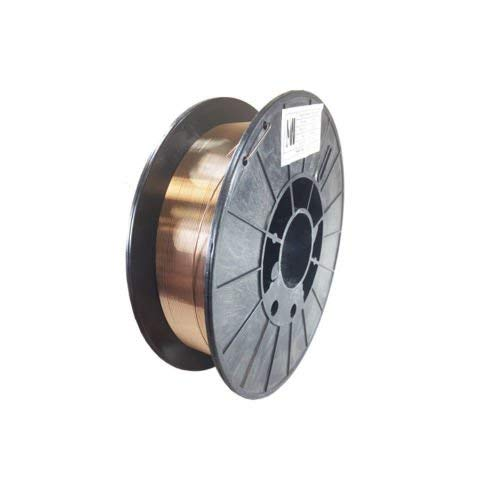 ERCuSi-A Silicon Bronze copper welding wire .030'' - .035'' 10 lb spool (10-Lb - .035'') by HYW Products