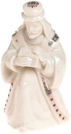 Lenox China Jewels Nativity Porcelain Balthazar