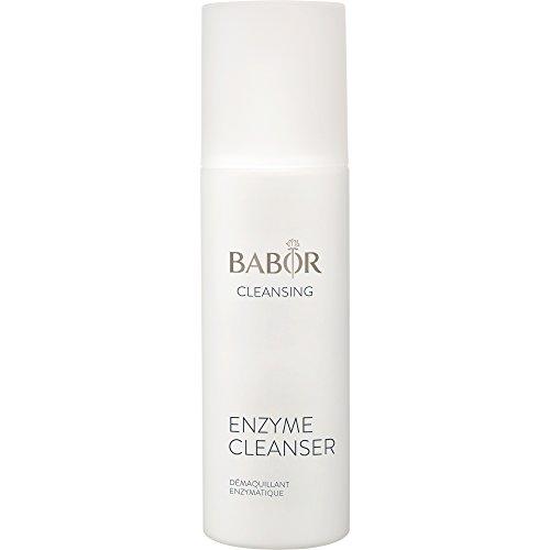 BABOR CLEANSING Enzyme Cleanser, Reinigungs- und Peelingpulver auf Enzyme Basis, mit Vitamin C, 1x75g
