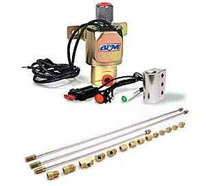 B&M 46076 Launch Control Solenoid with Installation Kit by B&M ()