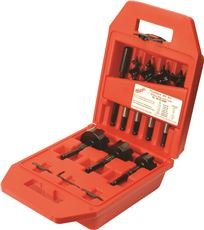 MILWAUKEE ELECTRIC 49-22-0065 PLUMBERS BIT KIT (1 PER CASE) by Milwaukee Electric Tool