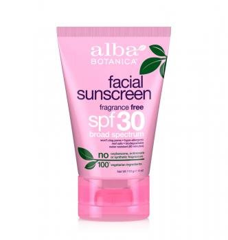 Alba Botanica Facial Sunscreen - 9