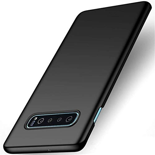 Luni for Galaxy S10 Plus Case (2019) Hard Plastic Anti-Scratch Resistant Skin Ultra-Thin Lightweight Minimal S10+ Cover ()
