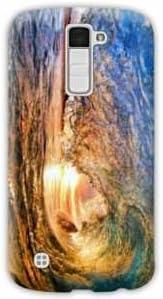 Amazon.com: Case Carcasa LG K10 Mer - - Vague N -: Cell ...