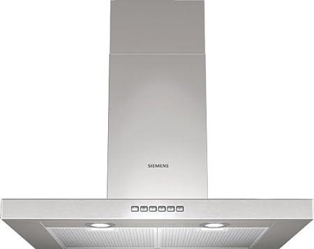 Siemens LC76GA530 - Campana extractora (70 cm, eco Plus), acero: Amazon.es: Hogar