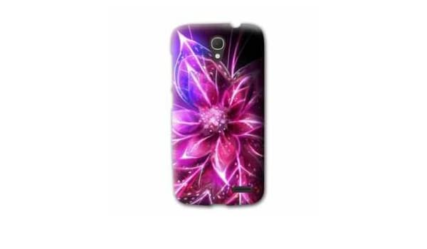 Cokitec Case Carcasa Alcatel Pop 4 Flowers: Amazon.es ...