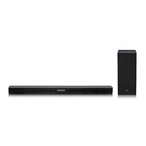 LG SK5Y 2.1 Channel 360W High Resolution Audio Sound Bar