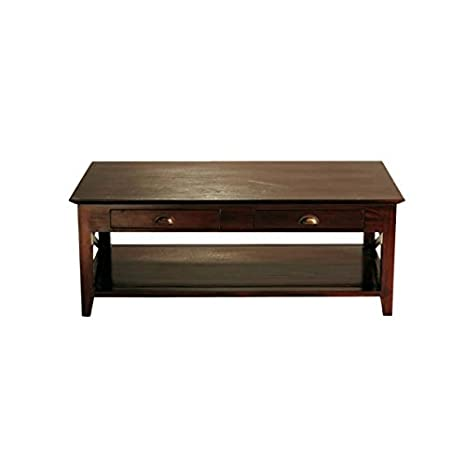 - Amazon.com: Antique Rustic Detroit Coffee Table: Home & Kitchen