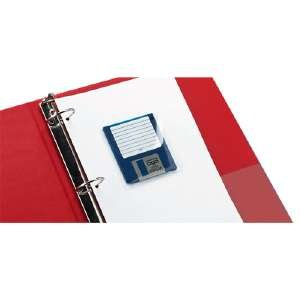 3M 814 Self-Adhesive Pocket for 3.5-Inch (Diskette Pockets)