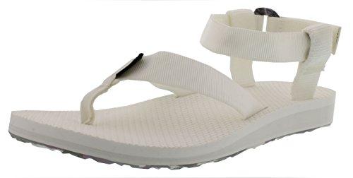 Teva Original Marbled Damen Sport- & Outdoor Sandalen Weiß (688 bright white)