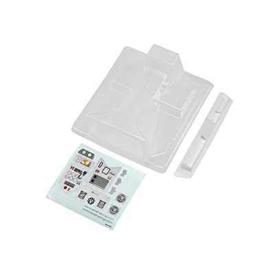 Axial AX04028 .040 Interior Wraith Set, Clear: Toys & Games