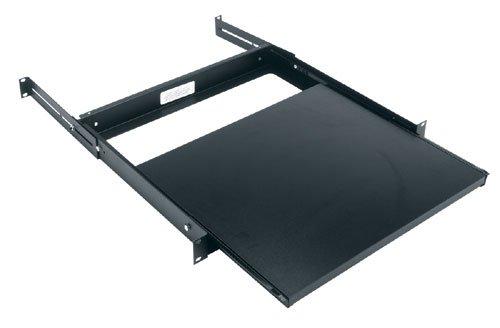 Middle Atlantic SSL Sliding Shelf Low Profile, Single Rack Space, 35 lbs Weight Capacity (Rack Mount Recording)