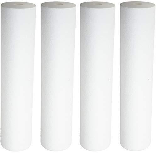 Pentek 155358, DGD-5005-20 Dual Gradient Density Polypropylene Sediment Cartridge (Pack of 4)