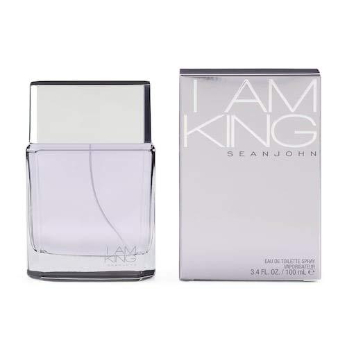 (I Am King by Sean John for Men - 3.4 Ounce EDT Spray)
