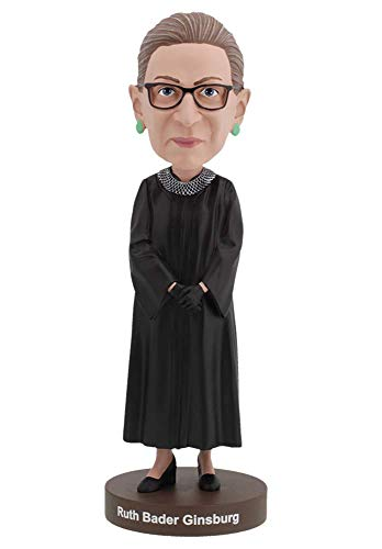 Royal Bobbles Ruth Bader Ginsburg Bobblehead -