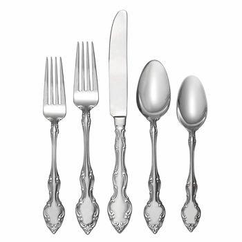 18 0 stainless steel flatware - 3