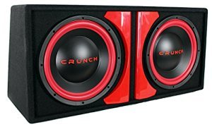 CRUNCH CR212A CR-212A Powered Dual-12