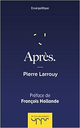 Après.: Préface François