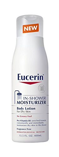 Eucerin Bath - Eucerin In-Shower Body Lotion, 13.5 Ounce Per Bottle (3 Bottles)