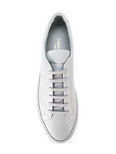 Progetti Comuni Mens 15287543 Sneakers In Pelle Grigia