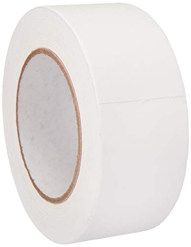AmazonBasics Gaffers Tape - 2 Inch x 90 Feet, White