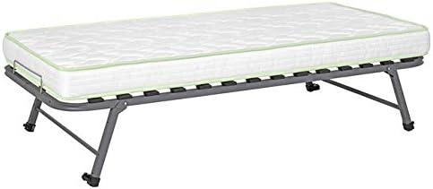 Pack somier nido Strata con colchón, 80 x 190 cm: Amazon.es ...