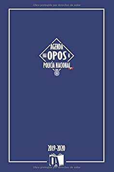 Agenda para Opos de Policía Nacional.: Agenda para Oposiciones de ...