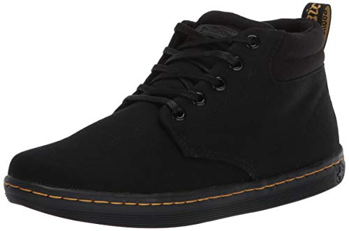 Dr. Martens Men's MALEKE Fashion Boot, Black, 7 Regular UK (8 US)