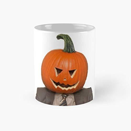 Pumpkin 110z Mugs