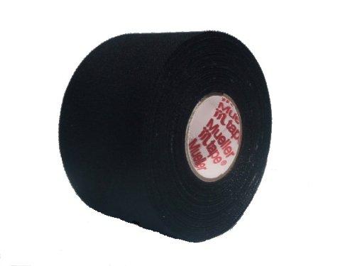 Mueller Black Athletic Tape - 10-yard Rolls - MTape (6)
