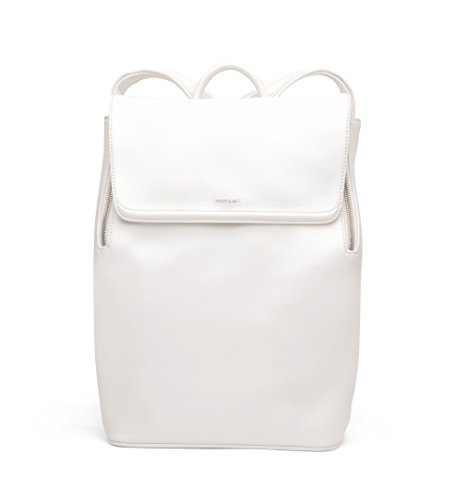Matt & Nat Fabi Vintage Backpack, White