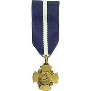 MilitaryBest US Navy Cross Medal - Mini