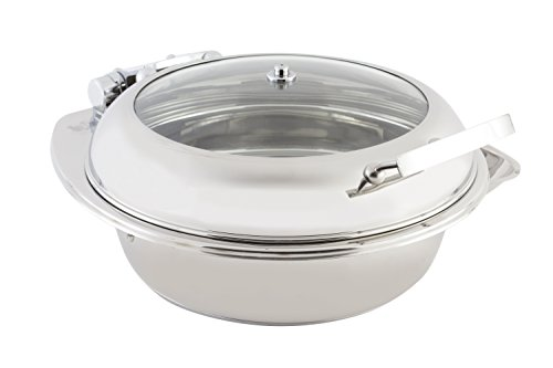 Bon Chef 20300 Stainless Steel Induction Chafing Dish, 1.5 gal Capacity, 20