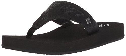 Cobian Women's Verano Sandal, Black, 7 M US