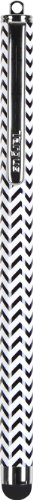 Targus Patterned Stylus for iPad, iPhone, iPod, Samsung Tablets, Smartphones and Other Touch Screen Devices, Black Chevron (AMM01BUS)