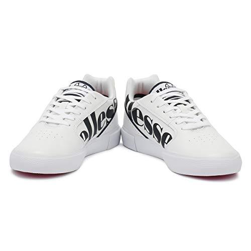 Ellesse navy Homme navy white Blanc Baskets White Ostuni xn1Ona