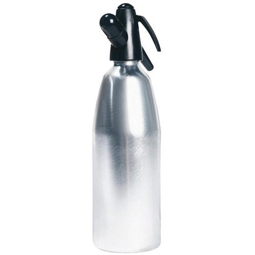 United Brands SSSV-05 whip-it Soda Siphon Silver 1 ltr (1 EACH) by United Brands